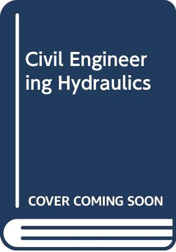 9780003831665: Civil Engineer/hydraulic