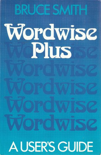 9780003831764: WORDWISE Plus: A User's Guide