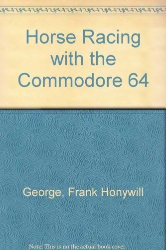 9780003831801: Horse Racing with the Commodore 64
