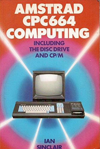9780003831849: Amstrad CPC 664 Computing
