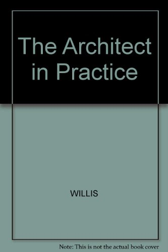 9780003831931: The Architect in Practice