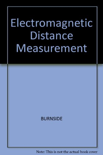 9780003832129: Electromagnetic Distance Measurement