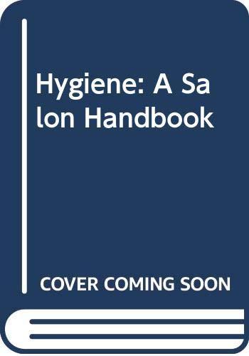 9780003832396: Hygiene: A Salon Handbook
