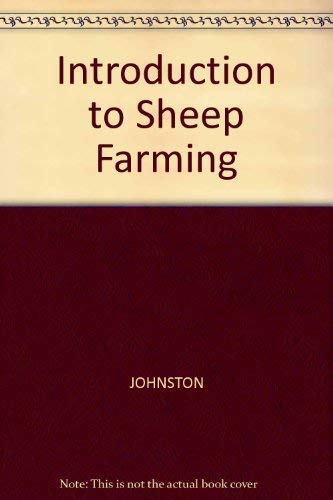 9780003832563: Introduction to Sheep Farming
