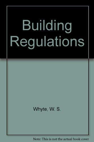 9780003832815: Building Regulations