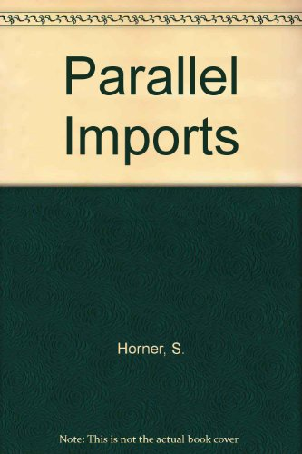 9780003833669: Parallel Imports