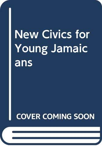 9780003900101: New Civics for Young Jamaicans