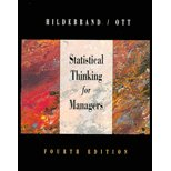 9780003964097: Statistical Thinking for Managers - Textbook Only