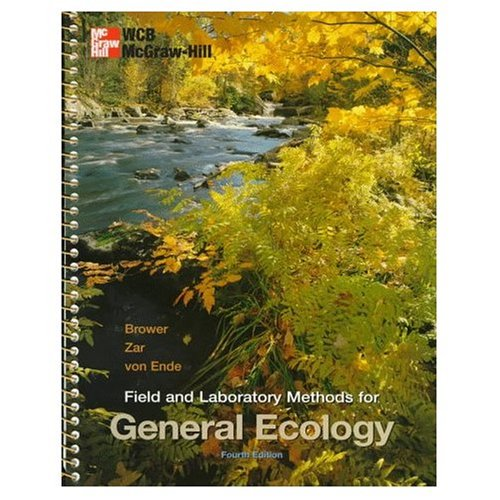 9780003989205: Field and Laboratory Methods for General Ecology-Textbook Only