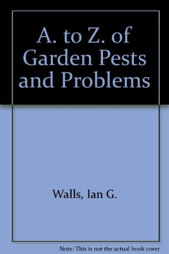 9780004104010: A. to Z. of Garden Pests and Problems