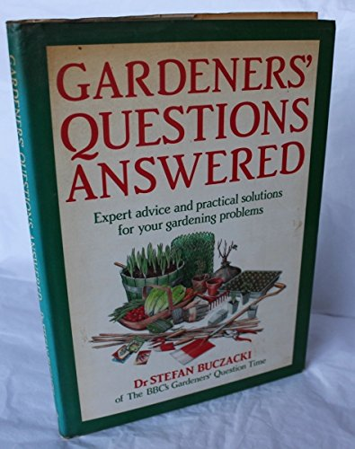 9780004104140: Gardeners' Questions Answered