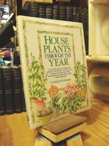 9780004104812: House Plants Through the Year