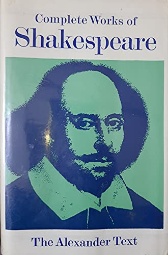 9780004105024: Complete Works of William Shakespeare