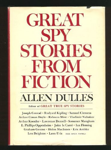 9780004105918: Great Spy Stories from Fiction