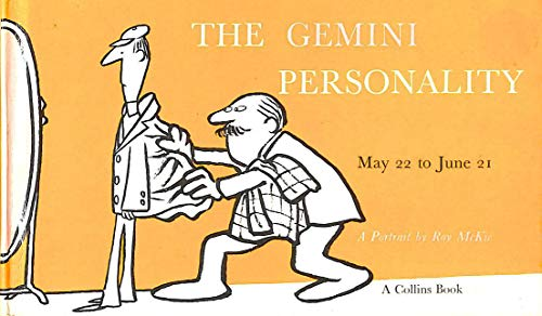 Zodiac Personality Books: Gemini (0004107055) by Roy McKie