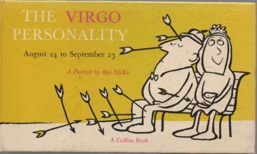 9780004107080: Zodiac Personality Books: Virgo