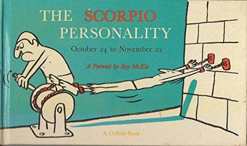 9780004107103: Zodiac Personality Books: Scorpio
