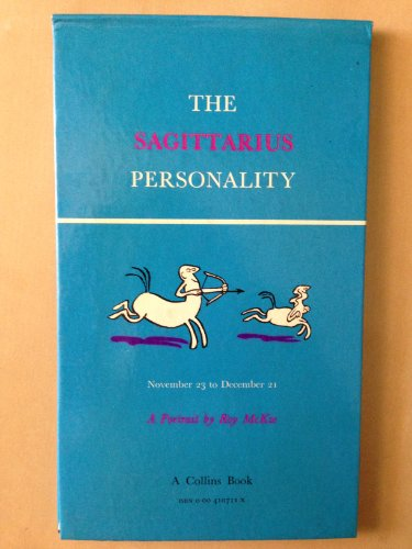 9780004107110: Zodiac Personality Books: Sagittarius