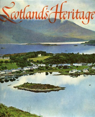 9780004111247: Scotland's heritage: A pictorial journey through Scotland;