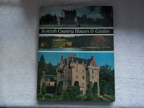 9780004111551: Scottish country houses & castles