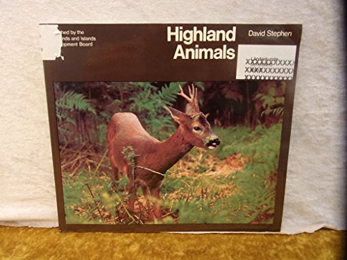 9780004111599: Highland Animals (Highland life series)