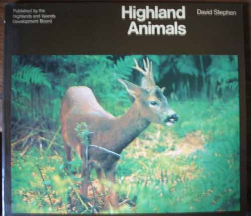 9780004111599: Highland Animals (Highland life series)