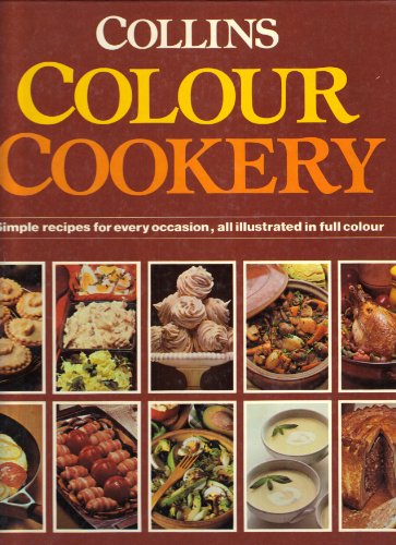 9780004112275: Colour Cookery