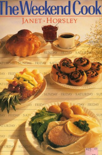 9780004112305: The Weekend Cook Tpb