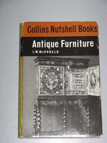 9780004115481: Antique Furniture (Collins Nutshell Books)