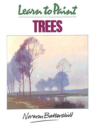 9780004115542: Learn to Paint Trees (Collins Learn to Paint)