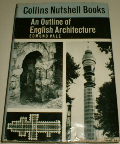 9780004115573: Outline of English Architecture (Nutshell Books)