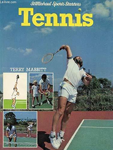 9780004116112: Tennis (Sports starters)