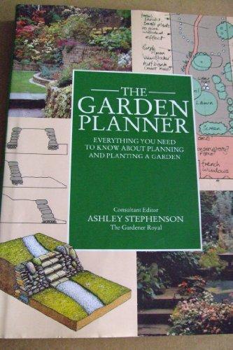 9780004116624: Garden Planner