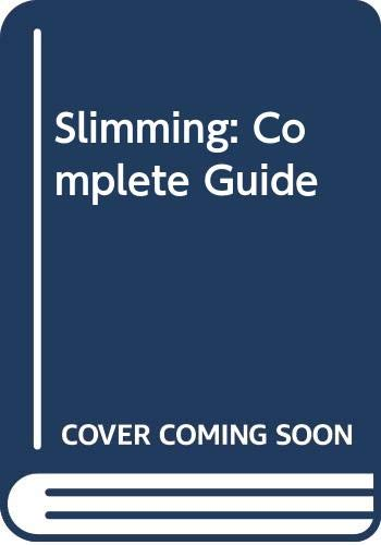 9780004116754: Slimming: Complete Guide