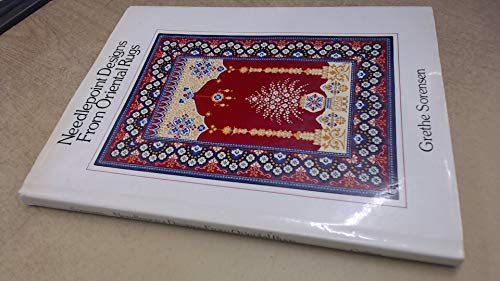 9780004116785: Needlepoint Designs from Oriental Rugs