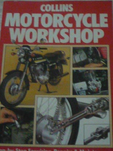 9780004117584: Collins Motorcycle Workshop - Step-by-Step Servicing, Repairs & Maintenance
