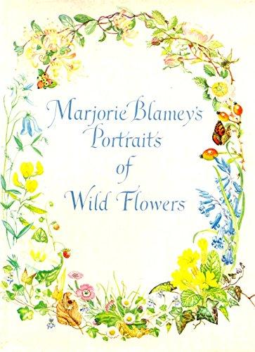 9780004117621: Marjorie Blamey's Portrait's of Wild Flowers