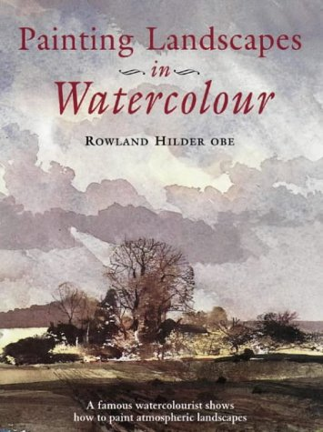9780004117850: Painting Landscapes in Watercolour