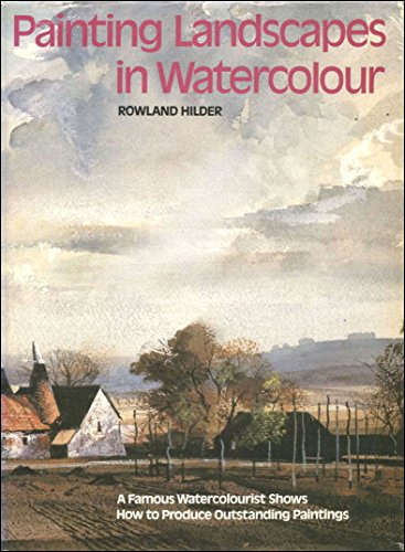 9780004117867: Painting landscapes in watercolour