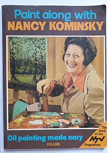 9780004118307: PAINT ALONG WITH NANCY KOMINSKY