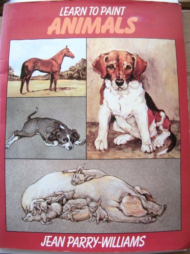 9780004118819: Learn to Paint Animals