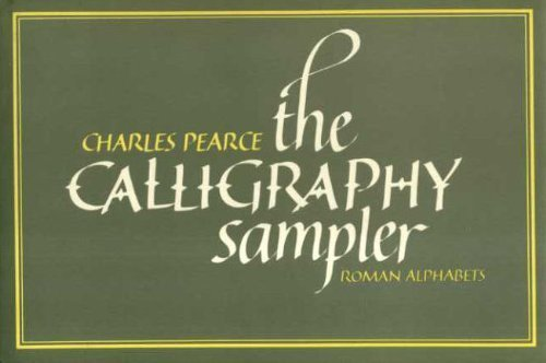 9780004119090: THE CALLIGRAPHY SAMPLER - Roman Alphabets