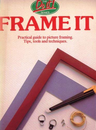 9780004119199: Frame it! (Do It!)