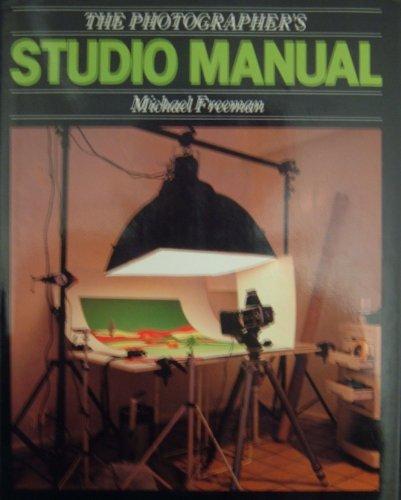 9780004119229: The Photographer's Studio Manual