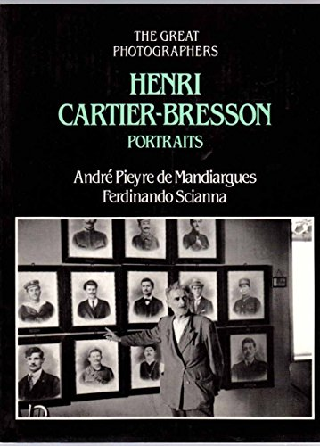 9780004119472: Henri Cartier-Bresson (The Great photographers)