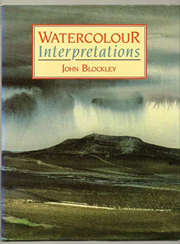 Watercolour Interpretations: Blockley, John