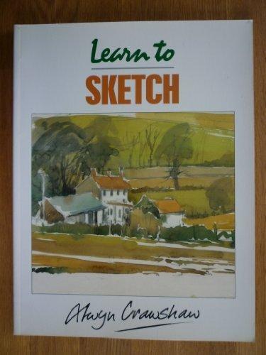 Learn to Sketch: Alwyn Crawshaw