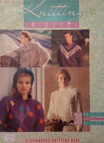 9780004121871: Knitting in Style with Yarnworks
