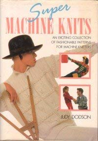 9780004122717: Super Machine Knits
