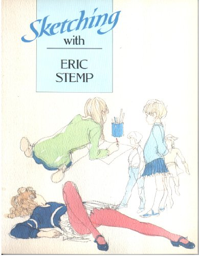 9780004123066: Sketching with Eric Stemp (Artist's Sketchbook)